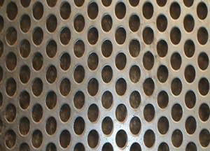 Oval Hole Perforated Sheets