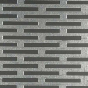 Rectangle Hole Perforated Sheets