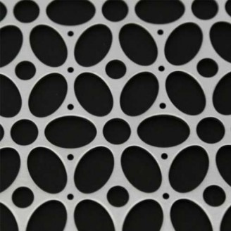 Designer Hole Perforated Sheets  Manufacturer, Supplier and Retailer in Gujarat