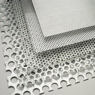 Perforated Sheets  Manufacturer, Supplier and Retailer in Gandhinagar