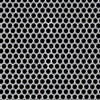 Round Hole Perforated Sheet  Manufacturer, Supplier and Retailer in Gujarat