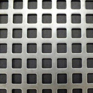 Square Hole Perforated Sheets  Manufacturer, Supplier and Retailer in Gujarat