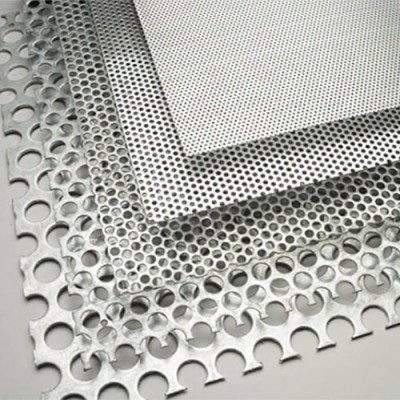 Perforated Sheets  Manufacturer, Supplier and Retailer in Gujarat
