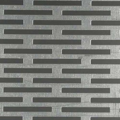 Rectangle Hole Perforated Sheets  Manufacturer, Supplier and Retailer in Haryana
