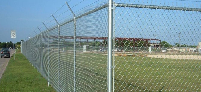 Best Chain Link Fencing Manufacturer In Delhi